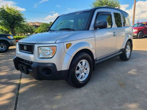 2006 Honda Element for sale at CityWide Motors in Garland TX