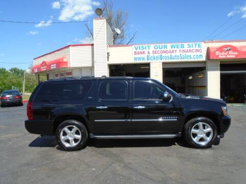 2013 Chevrolet Suburban for sale at Bickel Bros Auto Sales, Inc in Louisville KY