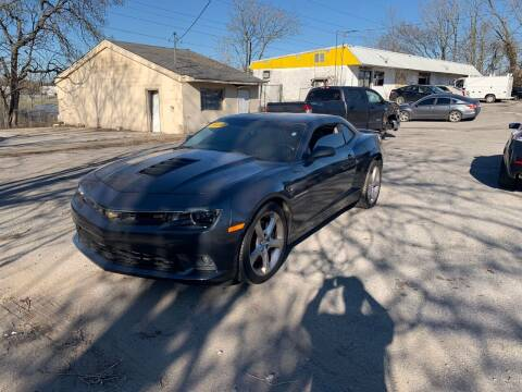 2014 Chevrolet Camaro for sale at Import Auto Connection in Nashville TN