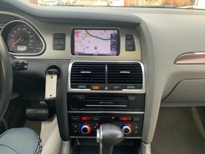 2013 Audi Q7 AWD 3.0T quattro Premium Plus 4dr SUV - Paterson NJ