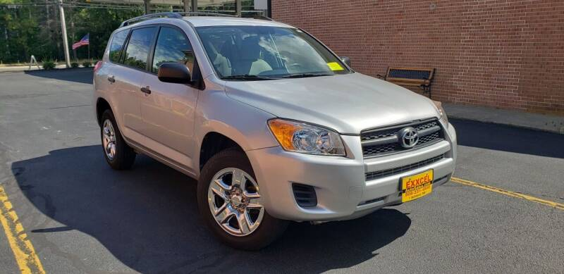 2010 Toyota RAV4 for sale at Exxcel Auto Sales in Ashland MA