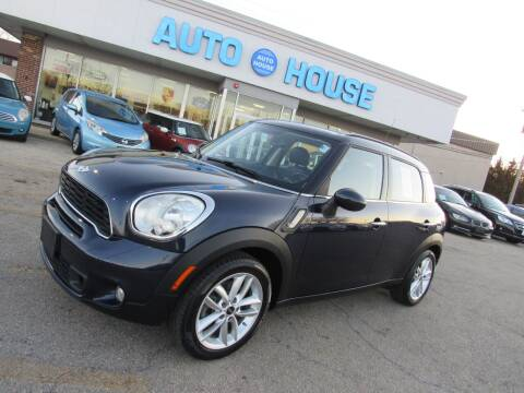 2012 MINI Cooper Countryman for sale at Auto House Motors in Downers Grove IL