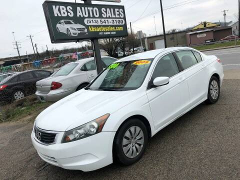 2009 Honda Accord for sale at KBS Auto Sales in Cincinnati OH