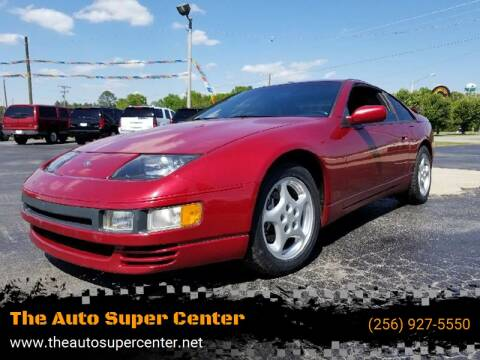 1994 Nissan 300ZX for sale at The Auto Super Center in Centre AL