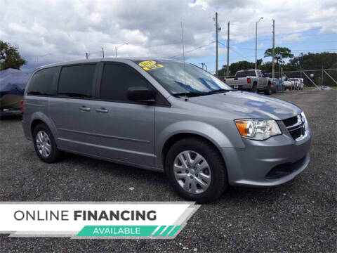 2017 Dodge Grand Caravan for sale at Car Spot Of Central Florida in Melbourne FL