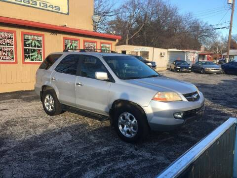 2002 Acura MDX for sale at Used Car City in Tulsa OK