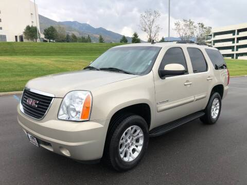 2007 GMC Yukon for sale at DRIVE N BUY AUTO SALES in Ogden UT