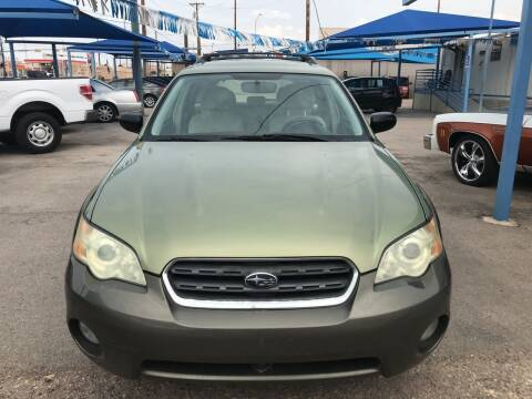 2006 Subaru Outback for sale at Autos Montes in Socorro TX