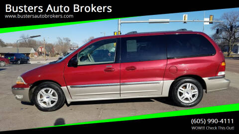 2003 Ford Windstar for sale at Busters Auto Brokers in Mitchell SD