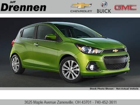 2017 Chevrolet Spark for sale at Jeff Drennen GM Superstore in Zanesville OH