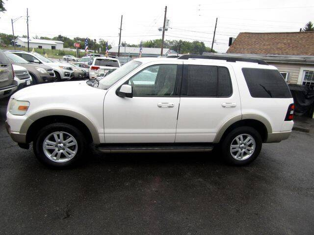 2010 Ford Explorer for sale at American Auto Group Now in Maple Shade NJ