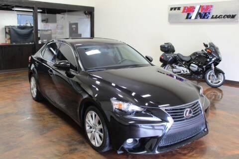 2016 Lexus IS 200t for sale at Driveline LLC in Jacksonville FL