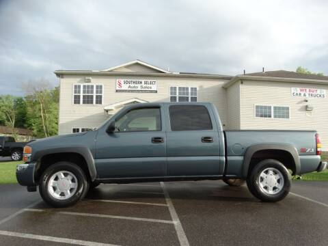 2006 GMC Sierra 1500 for sale at SOUTHERN SELECT AUTO SALES in Medina OH