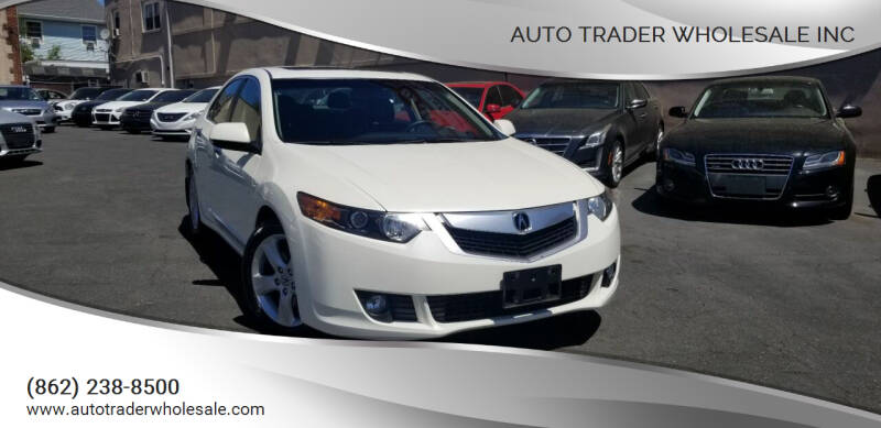 2010 Acura TSX for sale at Auto Trader Wholesale Inc in Saddle Brook NJ