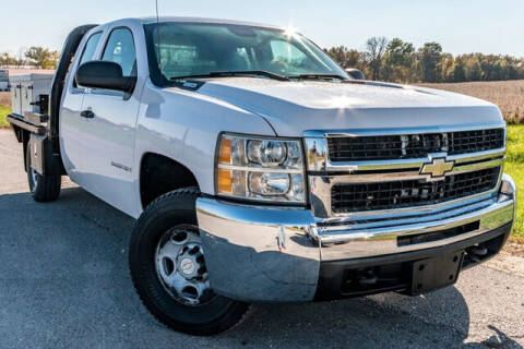 2008 Chevrolet Silverado 2500HD for sale at Fruendly Auto Source in Moscow Mills MO