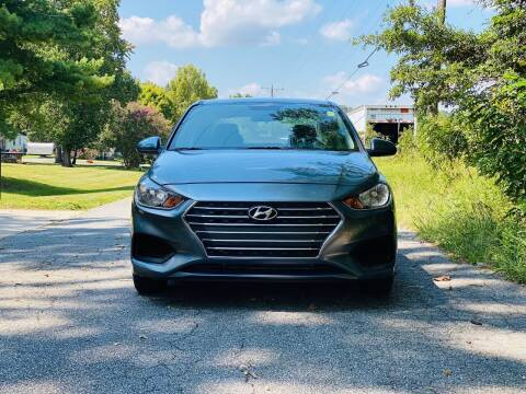 2020 Hyundai Accent for sale at Speed Auto Mall in Greensboro NC