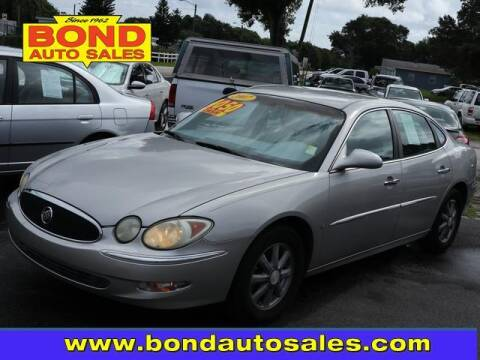 2007 Buick LaCrosse for sale at Bond Auto Sales in St Petersburg FL