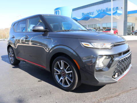 2020 Kia Soul for sale at RUSTY WALLACE HONDA in Knoxville TN