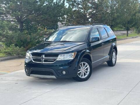 2015 Dodge Journey for sale at A & R Auto Sale in Sterling Heights MI