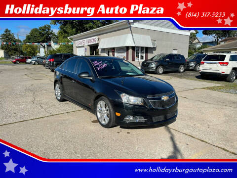 2014 Chevrolet Cruze for sale at Hollidaysburg Auto Plaza in Hollidaysburg PA