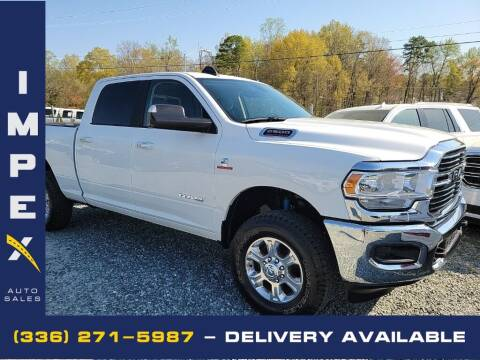 2019 RAM Ram Pickup 2500 for sale at Impex Auto Sales in Greensboro NC