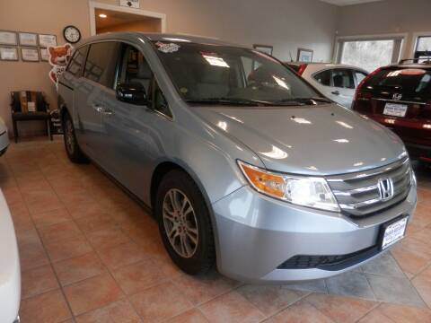 2011 Honda Odyssey for sale at ABSOLUTE AUTO CENTER in Berlin CT