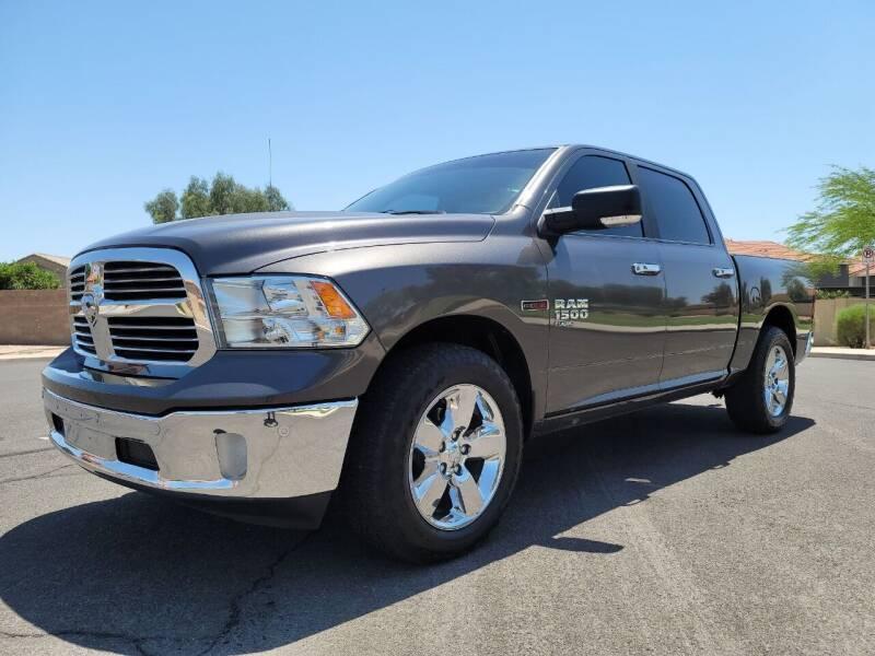2018 RAM Ram Pickup 1500 for sale at AZ Work Trucks And Vans in Mesa AZ
