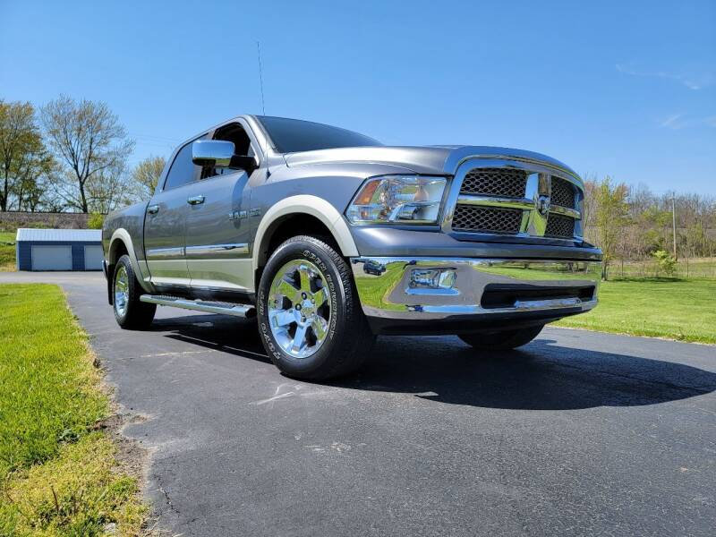 2009 Dodge Ram Pickup 1500 for sale at Sinclair Auto Inc. in Pendleton IN