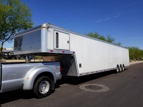 2005 OPTIMA CAR HAULER for sale at SULLIVAN MOTOR COMPANY INC. in Mesa AZ