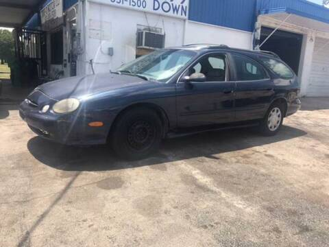 1998 Ford Taurus for sale at Dave-O Motor Co. in Haltom City TX