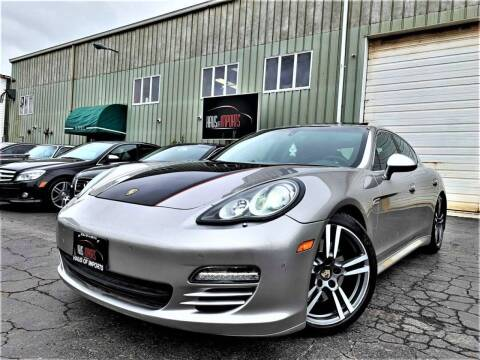 2010 Porsche Panamera for sale at Haus of Imports in Lemont IL