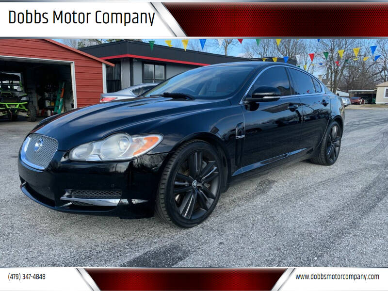 2010 Jaguar XF for sale at Dobbs Motor Company in Springdale AR