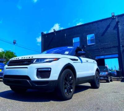 2017 Land Rover Range Rover Evoque for sale at Buy Here Pay Here Auto Sales in Newark NJ