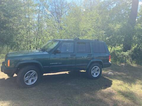 2000 Jeep Cherokee for sale at Expressway Auto Auction in Howard City MI