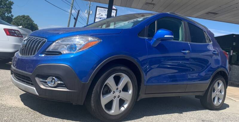 2015 Buick Encore for sale at Showroom Auto Sales of Charleston in Charleston SC