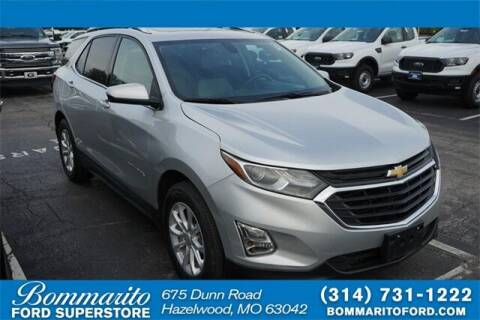 2019 Chevrolet Equinox for sale at NICK FARACE AT BOMMARITO FORD in Hazelwood MO