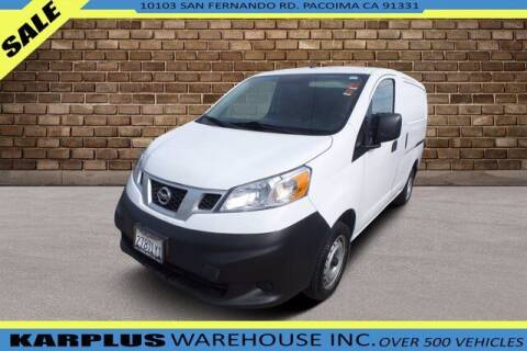2015 Nissan NV200 for sale at Karplus Warehouse in Pacoima CA