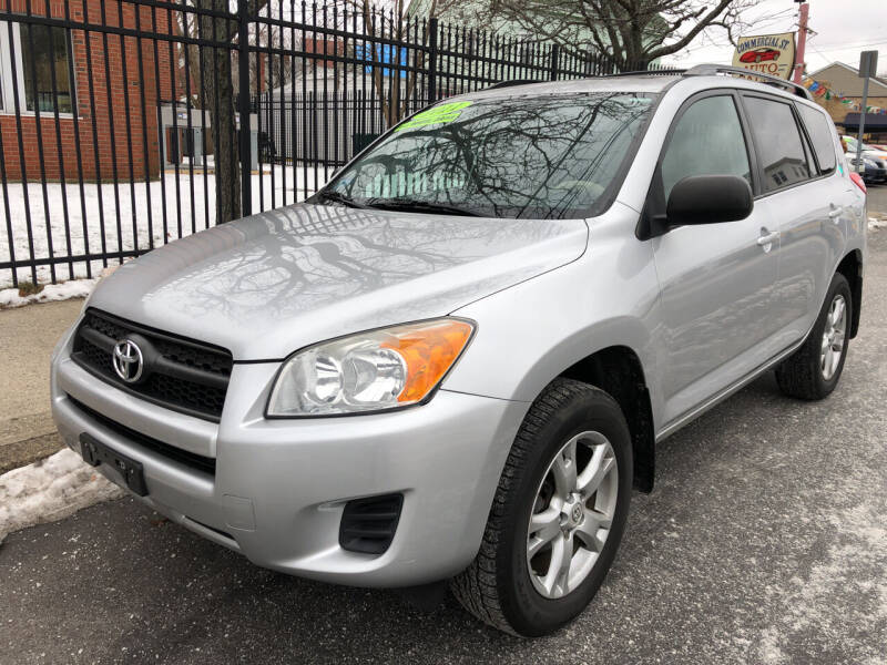 2011 Toyota RAV4 for sale at Commercial Street Auto Sales in Lynn MA