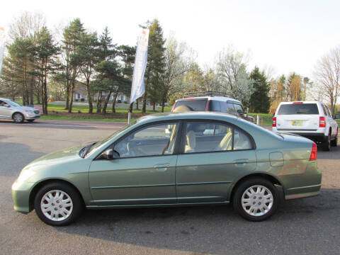 2004 Honda Civic for sale at GEG Automotive in Gilbertsville PA