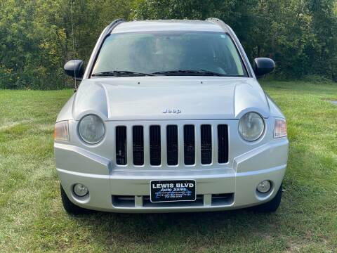 2010 Jeep Compass for sale at Lewis Blvd Auto Sales in Sioux City IA
