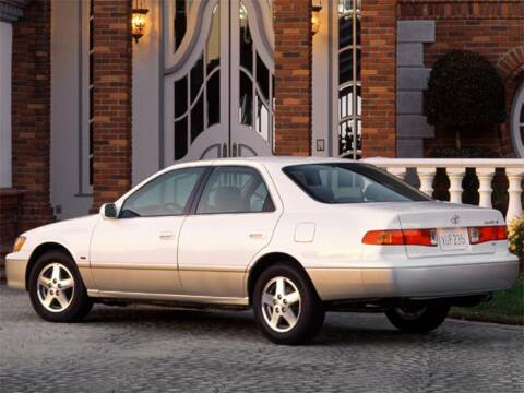 2001 Toyota Camry for sale at TTC AUTO OUTLET/TIM'S TRUCK CAPITAL & AUTO SALES INC ANNEX in Epsom NH