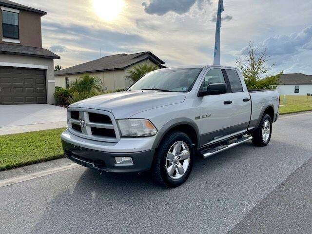 2010 Dodge Ram Pickup 1500 for sale at Ramos Auto Sales in Tampa FL