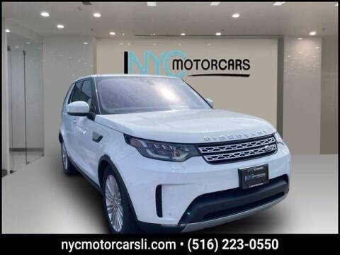 2017 Land Rover Discovery for sale at NYC Motorcars in Freeport NY