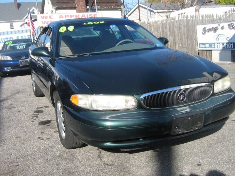 2004 Buick Century for sale at JERRY'S AUTO SALES in Staten Island NY