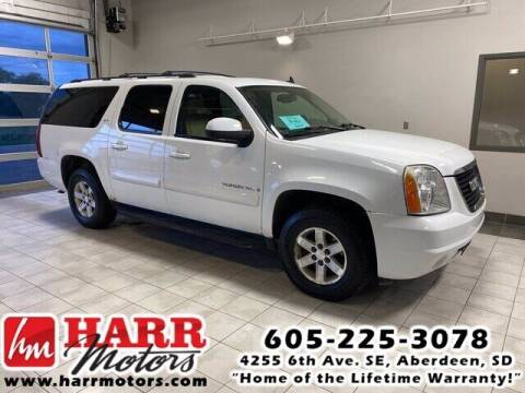 2007 GMC Yukon XL for sale at Harr's Redfield Ford in Redfield SD