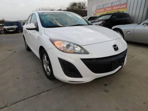 2010 Mazda MAZDA3 for sale at AMD AUTO in San Antonio TX