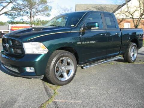 2011 RAM Ram Pickup 1500 for sale at HL McGeorge Auto Sales Inc in Tappahannock VA