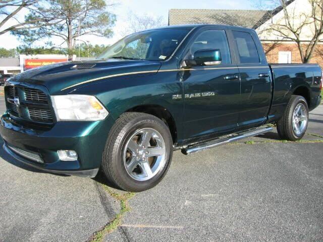 2011 RAM Ram Pickup 1500 for sale at HL McGeorge Auto Sales Inc in Tappahannock VA