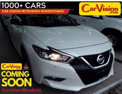 2018 Nissan Maxima for sale at Car Vision Buying Center in Norristown PA