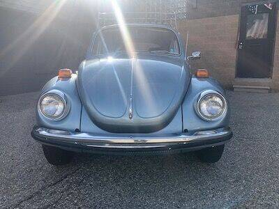 1972 Volkswagen Beetle for sale at MICHAEL'S AUTO SALES in Mount Clemens MI
